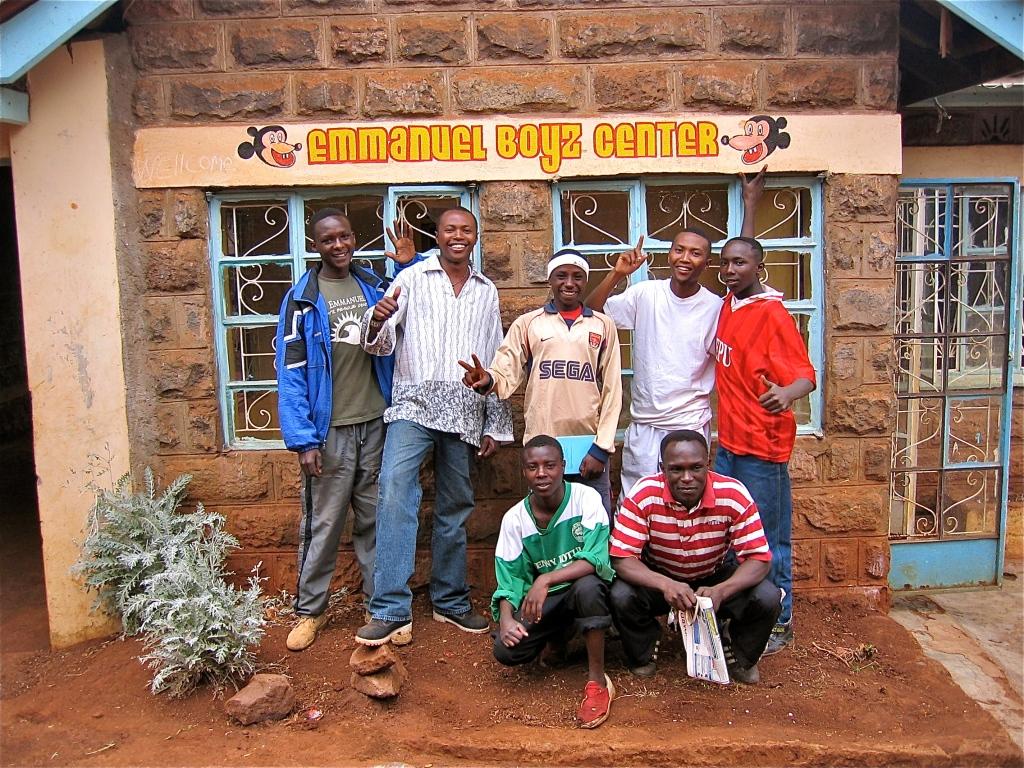 Emmanuel Boyz Center-Nairobi, Kenya