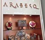 Arabesq: world's most interesting coffee store/ Dubai Mall, United Arab Emirates