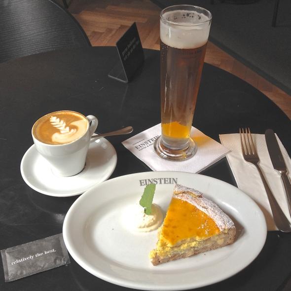 Einstein Kaffee/ Bern, Switzerland